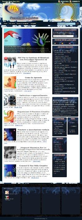 Mindesterategy Website