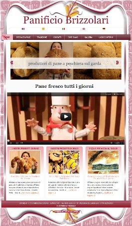 Panificiobrizzolari Website