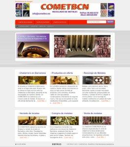 Cometbcn Website