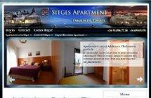 Sitges Apartment: Apartamentos turísticos en Sitges